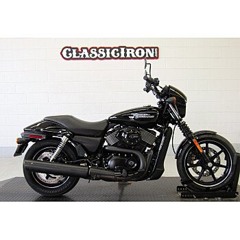 2017 Harley-Davidson Street 750 for sale 200617816