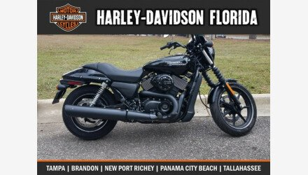 2017 Harley-Davidson Street 750 for sale 200521586