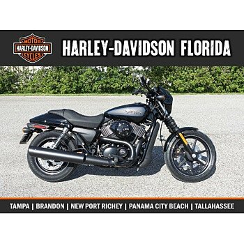 2017 Harley-Davidson Street 750 for sale 200523389