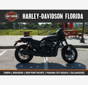 2017 Harley-Davidson Street 750 for sale 200523393