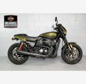 2017 Harley-Davidson Street 750 for sale 200616124