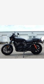 2017 Harley-Davidson Street 750 for sale 200634003