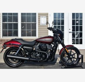 2017 Harley-Davidson Street 750 for sale 200672170