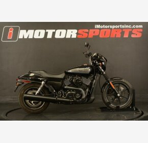 2017 Harley-Davidson Street 750 for sale 200674629