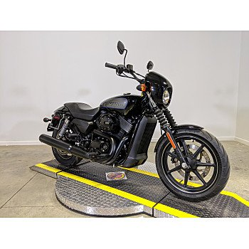 2017 Harley-Davidson Street 750 for sale 200681699