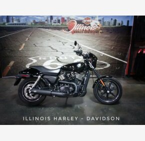 2017 Harley-Davidson Street 750 for sale 200701012