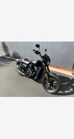 2017 Harley-Davidson Street 750 for sale 200702393