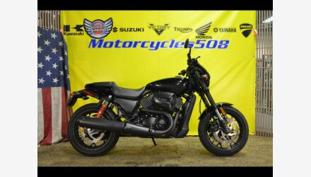 2017 Harley-Davidson Street 750 for sale 200764149