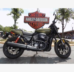 2017 Harley-Davidson Street 750 for sale 200783484