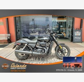 2017 Harley-Davidson Street 750 for sale 200785606