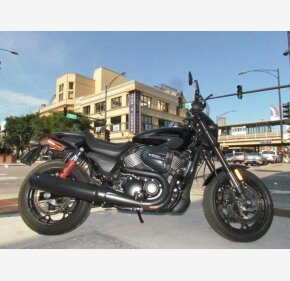 2017 Harley-Davidson Street 750 for sale 200790258