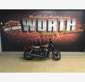 2017 Harley-Davidson Street 750 for sale 200851005