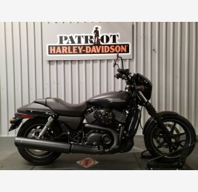 2017 Harley-Davidson Street 750 for sale 200893836