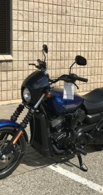 2017 Harley-Davidson Street 750 for sale 200952116