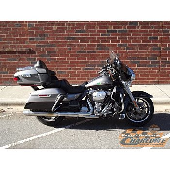 2017 Harley-Davidson Touring Ultra Limited for sale 200508268