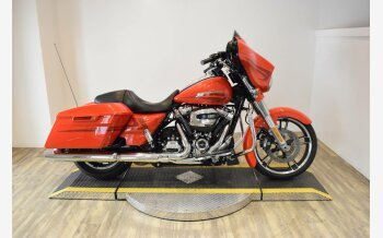 2017 Harley-Davidson Touring Street Glide Special for sale 200550645