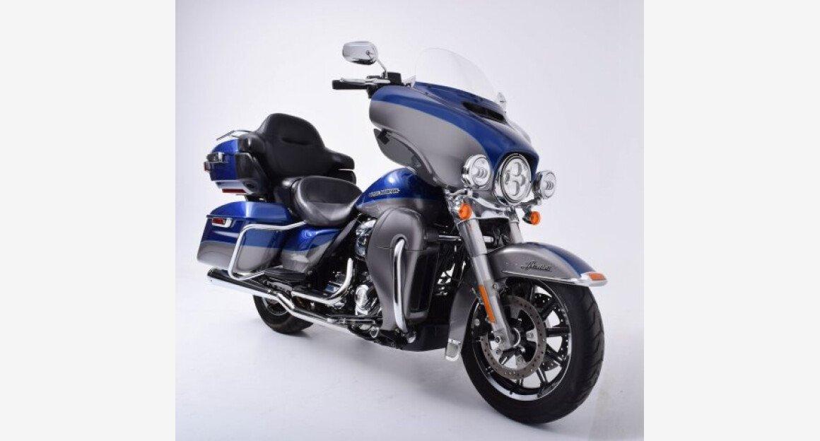 2017 Harley-Davidson Touring Ultra Limited for sale 200600640