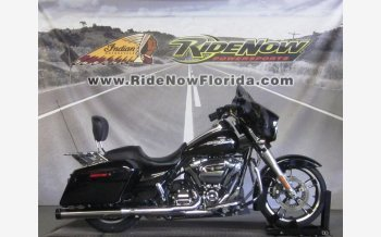 2017 Harley-Davidson Touring Street Glide Special for sale 200625525