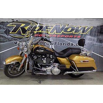 2017 Harley-Davidson Touring Road King for sale 200640030