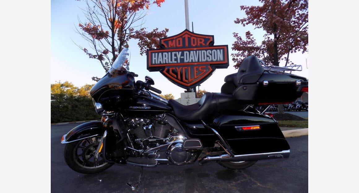 2017 Harley-Davidson Touring for sale 200646810