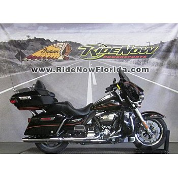 2017 Harley-Davidson Touring Ultra Limited for sale 200664099