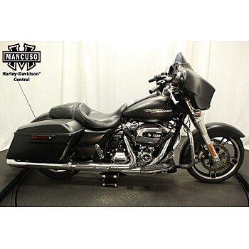 2017 Harley-Davidson Touring Street Glide for sale 200584180