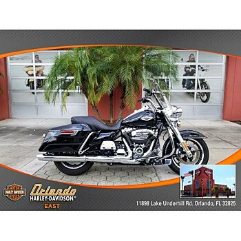 2017 Harley-Davidson Touring Road King for sale 200638630