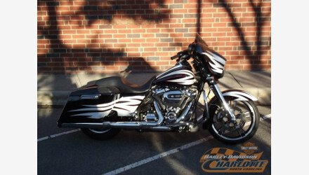 2017 Harley-Davidson Touring Street Glide Special for sale 200673572