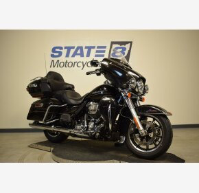 2017 Harley-Davidson Touring Ultra Limited for sale 200695622