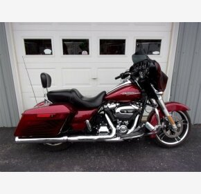 2017 Harley-Davidson Touring Street Glide for sale 200724937