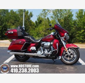 2017 Harley-Davidson Touring Ultra Limited for sale 200789571