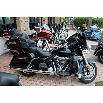 2017 Harley-Davidson Touring Ultra Limited for sale 200800017