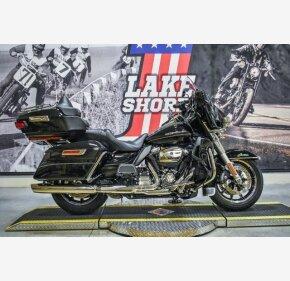 2017 Harley-Davidson Touring Ultra Limited for sale 200807663