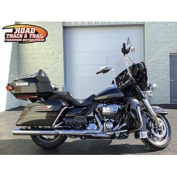 2017 Harley-Davidson Touring for sale 200825646