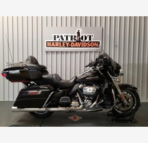 2017 Harley-Davidson Touring Ultra Limited for sale 200892896