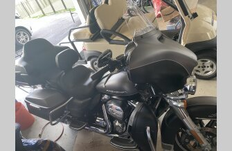2017 Harley-Davidson Touring Ultra Limited for sale 200935662