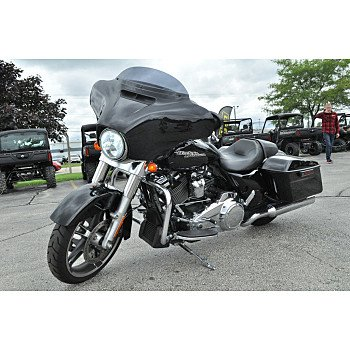 2017 Harley-Davidson Touring for sale 200972209