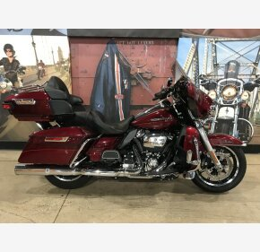 2017 Harley-Davidson Touring Ultra Limited for sale 201023520