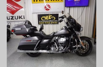 2017 Harley-Davidson Touring Ultra Limited Low for sale 201074011
