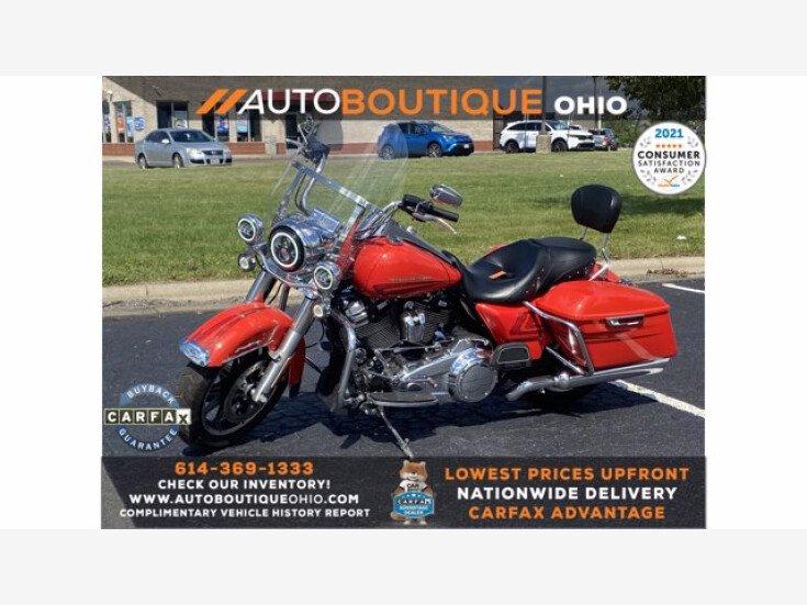 2017 Harley-Davidson Touring for sale 201164558