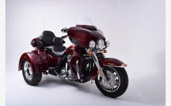 2017 Harley-Davidson Trike Tri Glide Ultra for sale 200617539