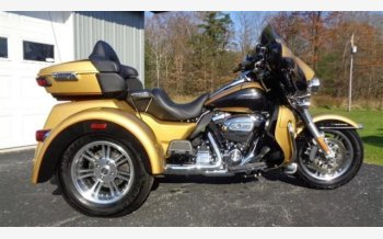 2017 Harley-Davidson Trike Tri Glide Ultra for sale 200661638