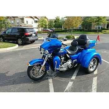 2017 Harley-Davidson Trike Tri Glide Ultra for sale 200559953