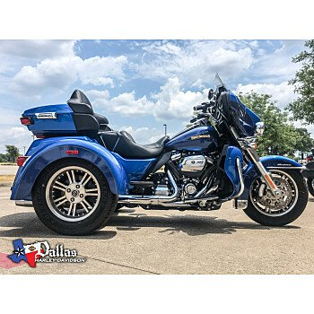 2017 Harley-Davidson Trike Tri Glide Ultra for sale 200785728