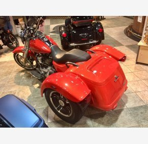 2017 Harley-Davidson Trike Freewheeler for sale 200811334