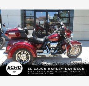 2017 Harley-Davidson Trike Tri Glide Ultra for sale 200914589