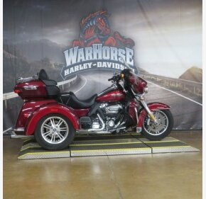 2017 Harley-Davidson Trike Tri Glide Ultra for sale 200926992