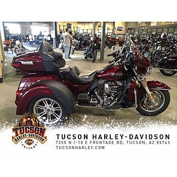 2017 Harley-Davidson Trike Tri Glide Ultra for sale 200972898