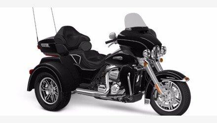 2017 Harley-Davidson Trike Tri Glide Ultra for sale 201009720