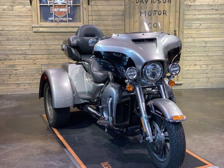2017 Harley-Davidson Trike Tri Glide Ultra for sale 201113597